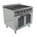 Falcon Dominator Plus E3101 OTC Four Hotplate Range